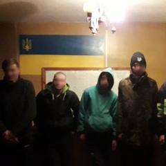 П'ятеро «сталкерів» пробрались у зону ЧАЕС, щоб відсвяткувати Новий рік