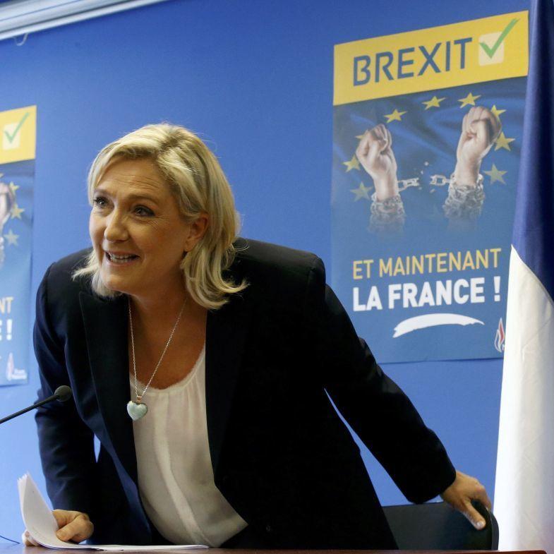 СБУ відреагувала на скандальну заяву кандидата у президенти Франції щодо Криму