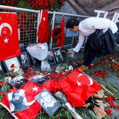Затримано нових підозрюваних у справі за напад у Стамбулі