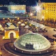 Шок! :самогубство на Майдані Незалежності