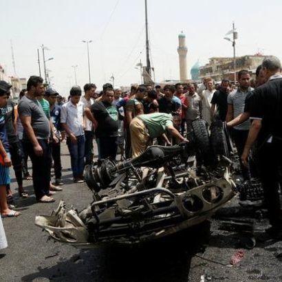 Вибух біля мечеті в Багдаді: є загиблі