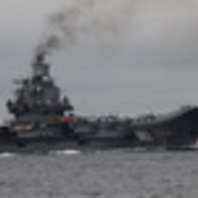 РФ скорочує військову групу в Сирії, першим йде «Адмірал Кузнєцов»