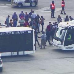 Стрілянина в аеропорту Флориди, є загиблі (Відео)