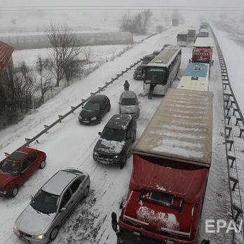 Через негоду в Україні знеструмлено 71 населений пункт у семи областях