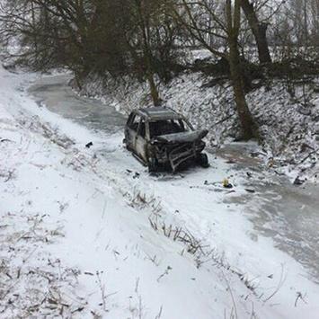 Страшна автокатастрофа на Хмельниччині: загинули молоді хлопець та дівчина