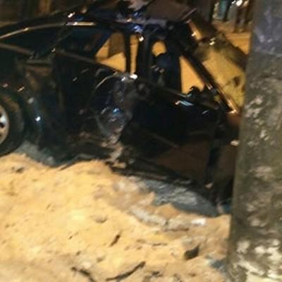 Через негоду трапилося ДТП в Одесі