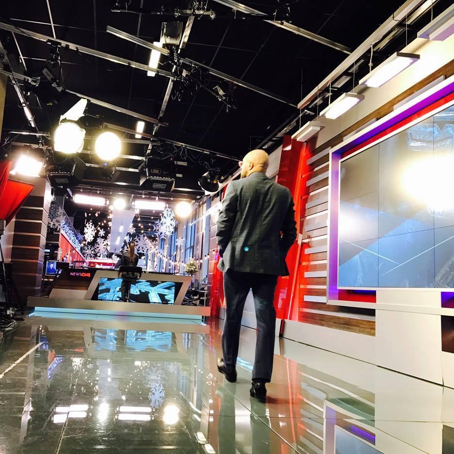 Кисельов і Ганапольський звільнилися з NewsOne