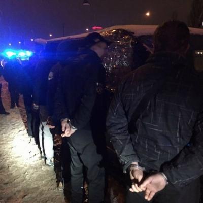 «Банда ліквідована»: у Києві затримали небезпечних грабіжників
