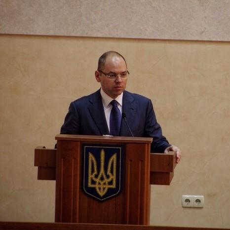 Порошенко представив нового голову Одеської ОДА