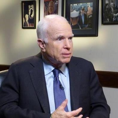 Маккейн назвав «єдину можливу» стратегію у відносинах з Путіним