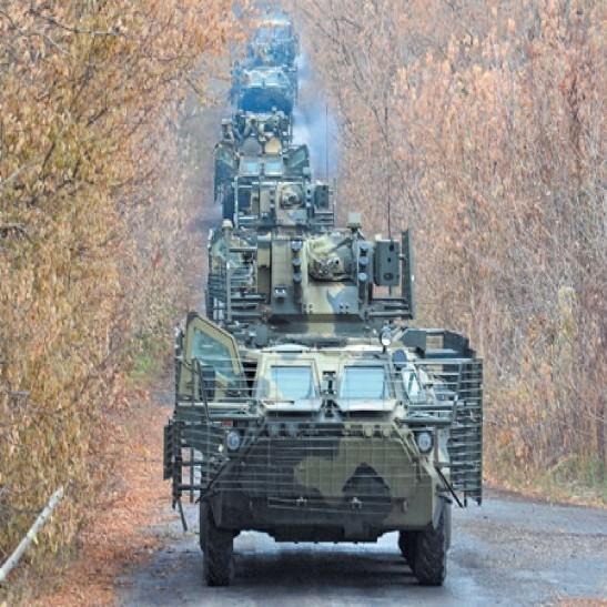 17 видів нового озброєння отримали українські військові