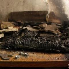 На Тернопільщині горіла лікарня
