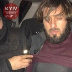 У Києві затримали чеченського «розвідника» (відео)