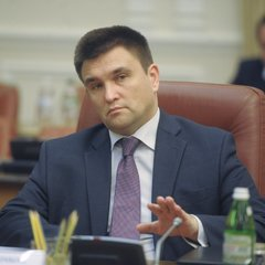 Клімкін закликав Росію зібратись у «Будапештському форматі», відреагувавши на заяву Лаврова
