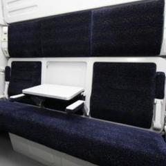 Укрзалізниця показала нові вагони-трансформери над якими ще працюватимуть дизайнери (фото)