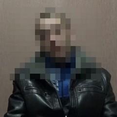 На Сумщині затримано бойовика терористичної організації «Оплот» (відео)