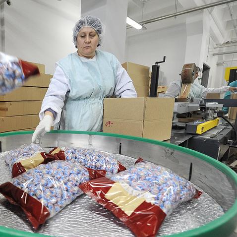 Roshen закриває Липецьку кондитерську фабрику - ЗМІ