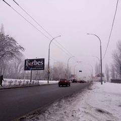 У Києві з'явилися скандальні бігборди з главою Нацгвардії