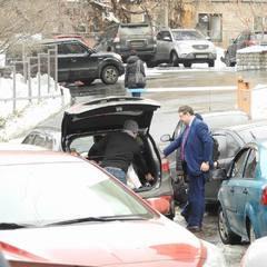 Опубліковані фото із нового місця проживання Геращенко