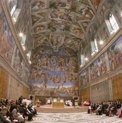 Від Сікстинської капели до давньоєгипетських експонатів:  «Музеї Ватикану» представили оновлений веб-портал