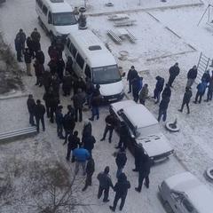 У Криму під час затримання татарина сталася бійка (відео)