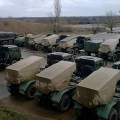 Нову артилерійську бригаду Росія розгортає на українському напрямку