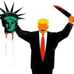 «Обезголовлення демократії»: німецьке видання очорнило Трампа