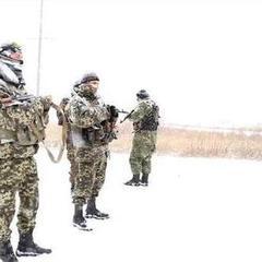 За добу у зоні АТО поранено п'ятеро українських військових