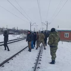 Аброськін заявив, що активісти припинили блокування залізничних колій біля Бахмута