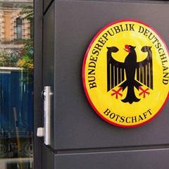 Посол Німеччини скасував прес-конференцію на тлі скандалу з його заявами