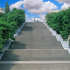 У ВРУ засудили провокації навколо ремонту Потьомкінських сходів