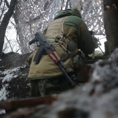 Запеклий бій під Авдіївкою (відео)
