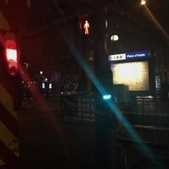 У Парижі в метро прогримів вибух