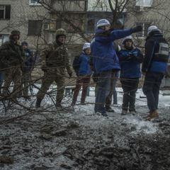 Кількість порушень режиму тиші терористами зросла майже втричі, - ОБСЄ