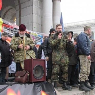 Родичі познущались над фото дітей донецького активіста Євромайдану і виклали їх в соцмережі