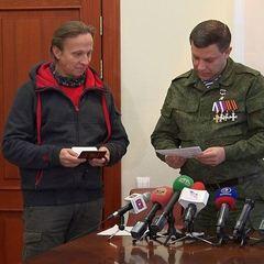Охлобистін готовий «за призовом» воювати на боці бойовиків проти України