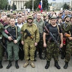 Тимчук повідомив про чисельність бойовиків та російських військ на Донбасі (інфографіка)