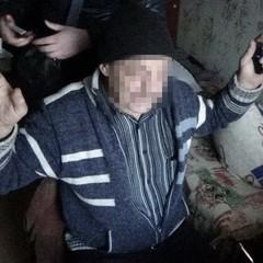 СБУ показала, як затримували бойовика, що катував українських заручників (відео)