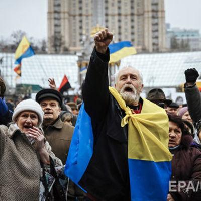 65% українців вважає, що війна на сході продовжується, тому що вона вигідна владі і олігархам