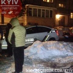 У Києві водій таксі вистрілив у свого пасажира