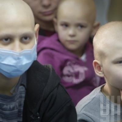 В Україні близько 1 200 нових випадків раку у дітей реєструють щороку- МОЗ