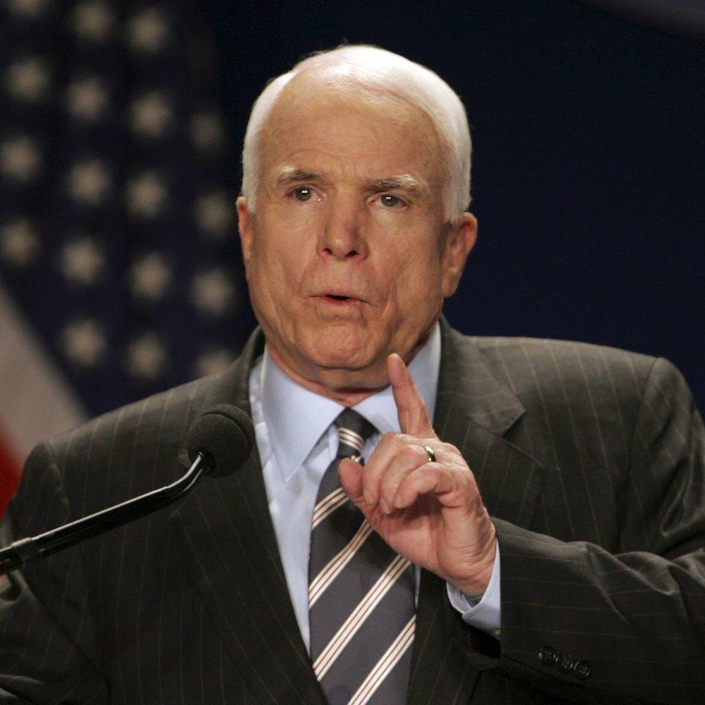 Маккейн закликав Трампа надати Україні летальне озброєння