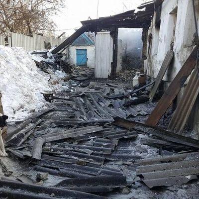 Дідусь не пережив обстріл бойовиків: подробиці нічного штурму Авдіївки
