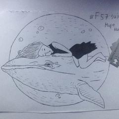 Помітка «синій кит»: В Івано-Франківську медики ледве врятували дівчинку від суїциду