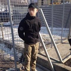 На Хрещатику правоохоронці затримали молодика з гранатою