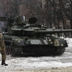 Український танк «Оплот» показали в дії (фото, відео)