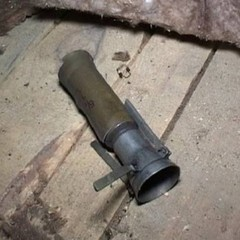 У Києві з гранатомета стріляли по будинку (фото)