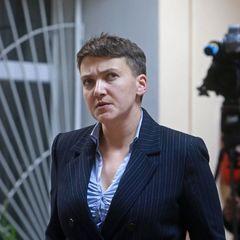 Зустріч Савченко та бойовиків «ДНР» в Макіївці (з