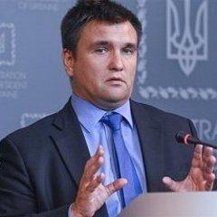 Клімкін про особливий статус Донбасу: Логіка прийде, коли РФ піде