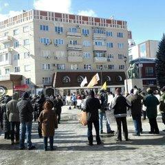 В Росії проходять марші пам